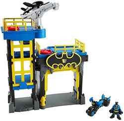 Fisher-Price Imaginext DC Super Friends Streets of Gotham City Tower Playset 1812364