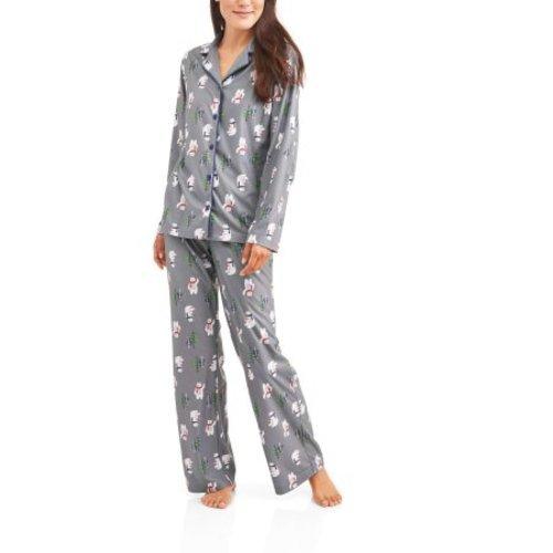 1e5c3dde4 Toast & Jammies Women's Polar Bear Pajama Set 2 Piece - Multi - Size: L -  Check Back Soon - BLINQ