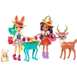 Mattel Enchantimals Garden Magic Doll Set (FDG01) 1588148
