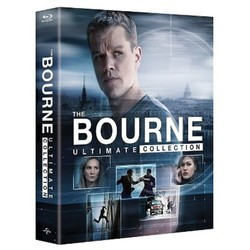 The Bourne Ultimate Collection (Blu-ray + Digital) 1829642