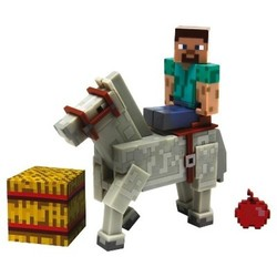 Minecraft Steve With Horse Pk 1830905