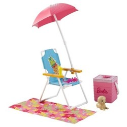 Barbie Beach Picnic Accessory Playset
