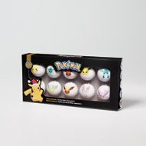 official pokemon special edition mini christmas tree ornaments