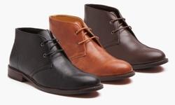 Oak & Rush Men's Frank Chukka Boots: