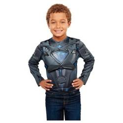 Power Rangers Deluxe Ranger Dress Up Set for Childrens - Black
