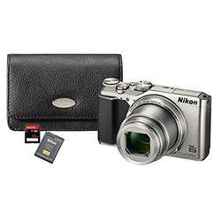 Nikon COOLPIX A900 20MP CMOS Sensor Digital Camera Bundle with 35x Optical Zoom Camera Bag and 32G SD card 1834509