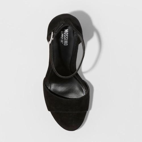 f4edf2cdee Mossimo Supply Co. Women's Fabiola Platform Heel Pumps - Black - Size: ...
