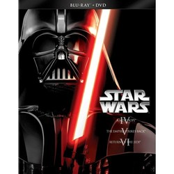 Star Wars Trilogy Episodes IV-VI - 6 Discs - Blu-ray/DVD 606783