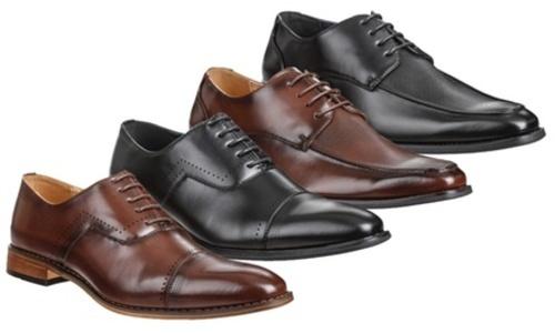 de7bb1c27f0e Signature Men s Gianni Lace Up Dress Shoes - Dark Brown - Size  9 ...