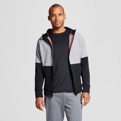 Men's Tech Fleece Full Zip Hoodie - C9 Champion  Graphite S 1848070