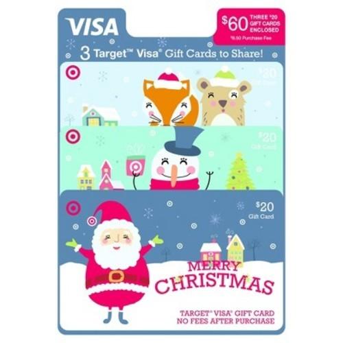 Visa Multipack (3 $20 Gift Cards) + $8.50 Fee - Check Back Soon - BLINQ