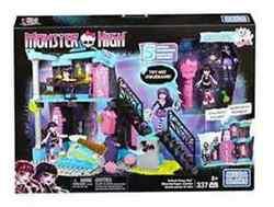 Mega Bloks Monster High School Fang Out
