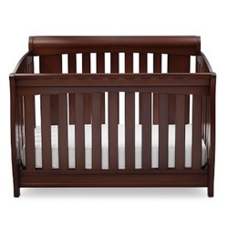 Delta Children Clermont 4-in-1 Convertible Crib -