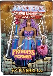 Masters of the Universe Spinerella Collector Figure