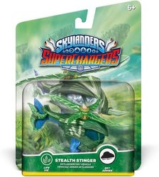 Activision Skylanders SuperChargers Vehicle Stealth Stinger Character Pack 1643114