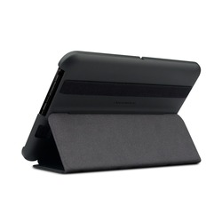 "MARBLUE MicroShell Folio for Kindle Fire HDX 7"" BLACK #KLMF21"
