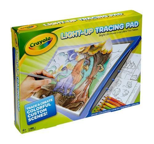 crayola bright led power light up tracing pad check back soon blinq