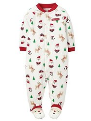 36626031c Just One You By Carter s Unisex-Baby Sleep N Play Holiday (Newborn ...
