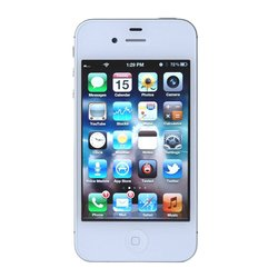 Apple iPhone 4s 8GB No-Contract for AT&T - White (MF258LL/A)