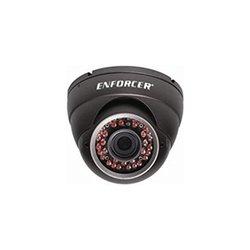 Seco-Larm EV-122CDVH3Q, 3.6mm Lens, 24 IR LEDs, 50 Range, White