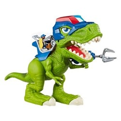 Playskool Heroes Chomp Squad Troopersaurus and Bobby Badge 1901104