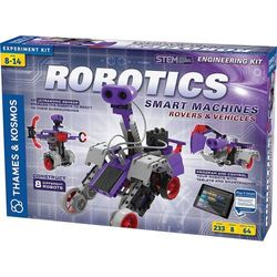 Thames & Kosmos Robotics Smart Machines Toy - Rovers & Vehicles 1847838
