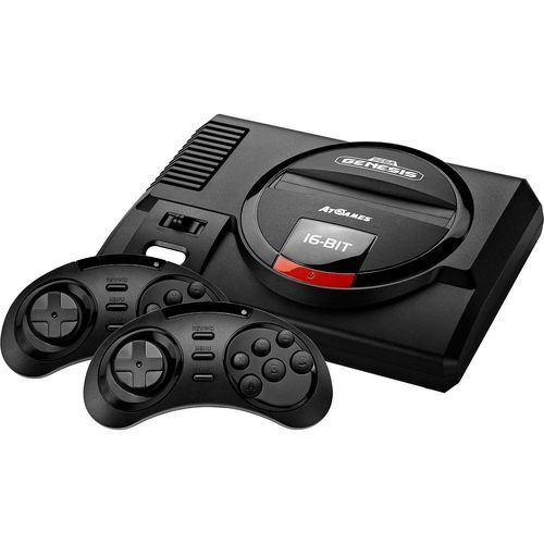Sega Genesis Flashback HD 2017 Console (52604747) - BLINQ