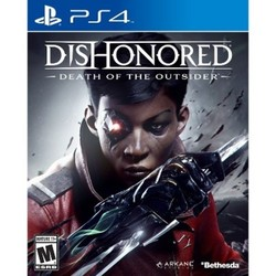 Dishonored: The Death of the Outsider PlayStation 4 1911836