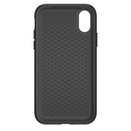 sports shoes 7d299 2697d OtterBox Symmetry Sleek Protection Case for iPhone X - Black