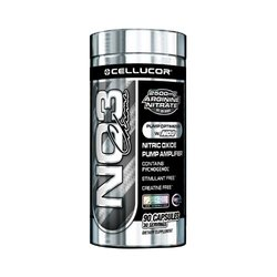 Cellucor NO3 Chrome Nitric Oxide Supplement - 90 Count