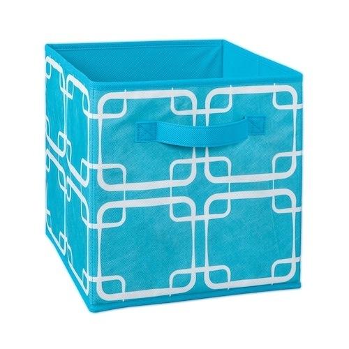 ClosetMaid Cubeicals Closet Organizer Fabric Drawer   Brown ...
