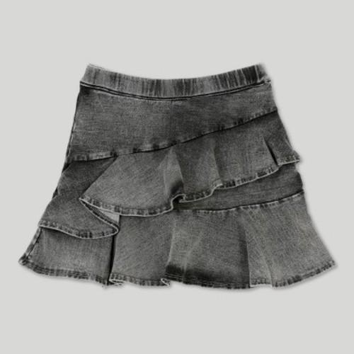 8aa37fe11 Toddler Girls' Afton Street Denim Skirt - Vintage Black 5T - Check Back  Soon - BLINQ