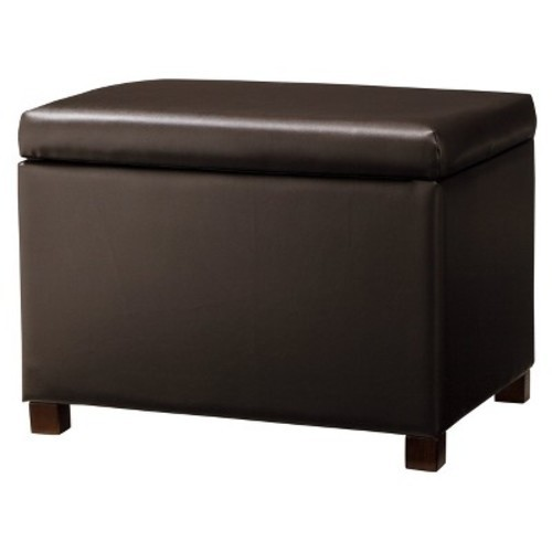 Swell Kinfine Medium Storage Ottoman Brown Forskolin Free Trial Chair Design Images Forskolin Free Trialorg