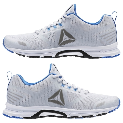 Reebok Men s Ahary Running Shoes - Cloud Grey - Size  13 - Check ... 456d2c086
