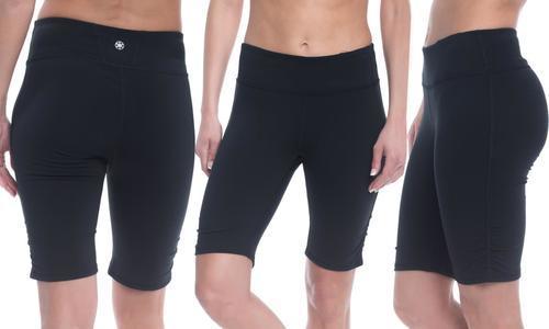 Women/'s Gaiam Om Yoga Shorts