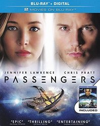 Passengers/After Earth Blu-ray+Digital Walmart Exclusive Sony - 2017 1951362