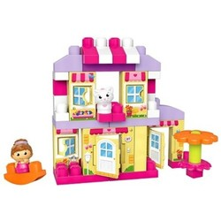 Mega Bloks First Builders Cozy Cottage Building