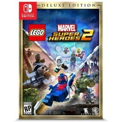 Lego Marvel Super Heroes 2 Deluxe Edition for Nintendo Switch 1950757