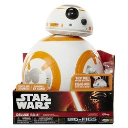 "Star Wars Deluxe BB-8 Action Figure - 18"""" (01780-PLY)"" 1627269"