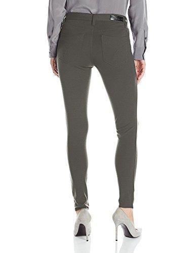 eac991b3bf5d Calvin Klein Women s Stretch Ponte Pants - Fossil Grey - Size 6 ...