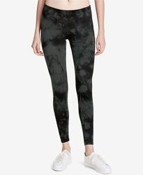 Calvin Klein Women's Performance Printed Leggings - Gray - Size: L 1960855
