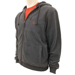 Coleman Men's Sherpa Lined Hoodie - Charcoal Heather - Size:XXXL 1977064