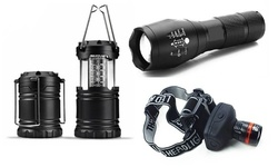 Deals on Army Gear Ultimate Tactical LED Bundle