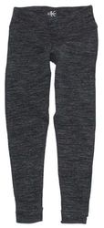 Calvin Klein Women's Performance Ankle Leggings - Charcoal - Size:XL 1987193
