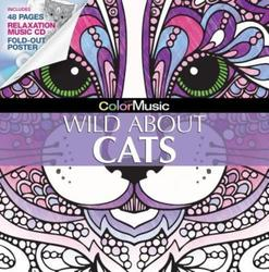 Animal World & Wild About Cats Color With Music Bundle 2019186