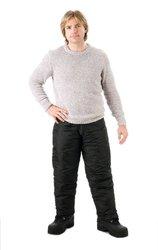 Mossi Black XX-Large Tall Men's Snow Pant