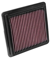 K&N 33-2348 High Performance Replacement Air Filter 2046629