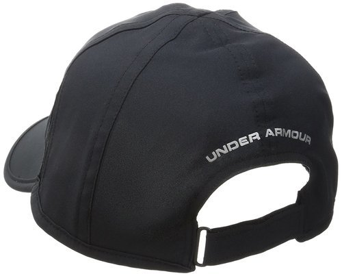 5af9e62bfc4 Under Armour Men s Shadow 4.0 Run Cap - Black - Check Back Soon - BLINQ