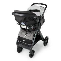 OXO Tot Cubby Stroller Peg Perego Adaptor - Black 2040078