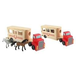 Melissa & Doug Horse Carrier 2085297